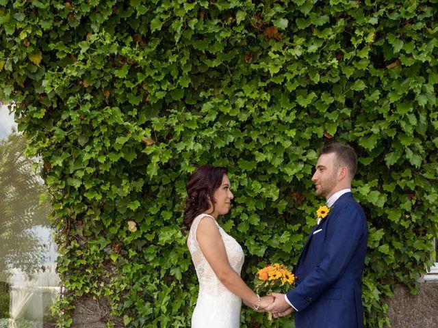 Il matrimonio di Sergio e Michela a Castel Gandolfo, Roma 56