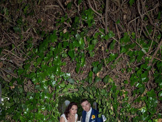 Il matrimonio di Sergio e Michela a Castel Gandolfo, Roma 57