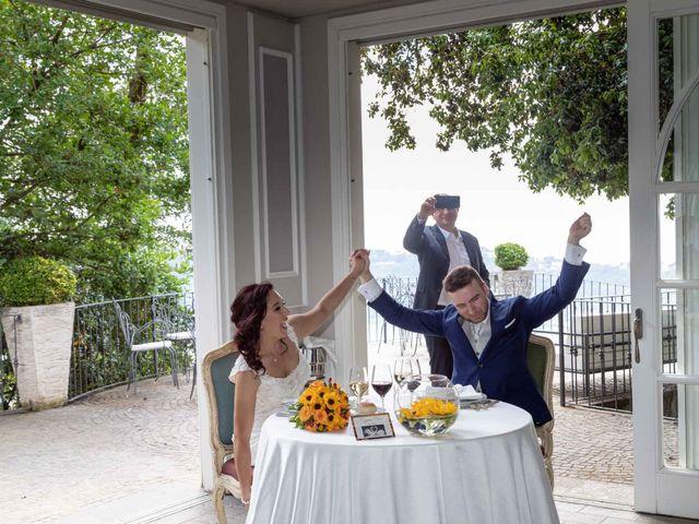 Il matrimonio di Sergio e Michela a Castel Gandolfo, Roma 62