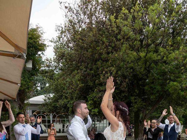Il matrimonio di Sergio e Michela a Castel Gandolfo, Roma 73