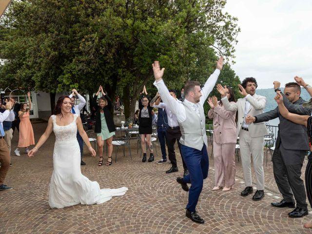 Il matrimonio di Sergio e Michela a Castel Gandolfo, Roma 74