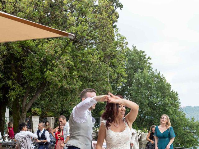 Il matrimonio di Sergio e Michela a Castel Gandolfo, Roma 2