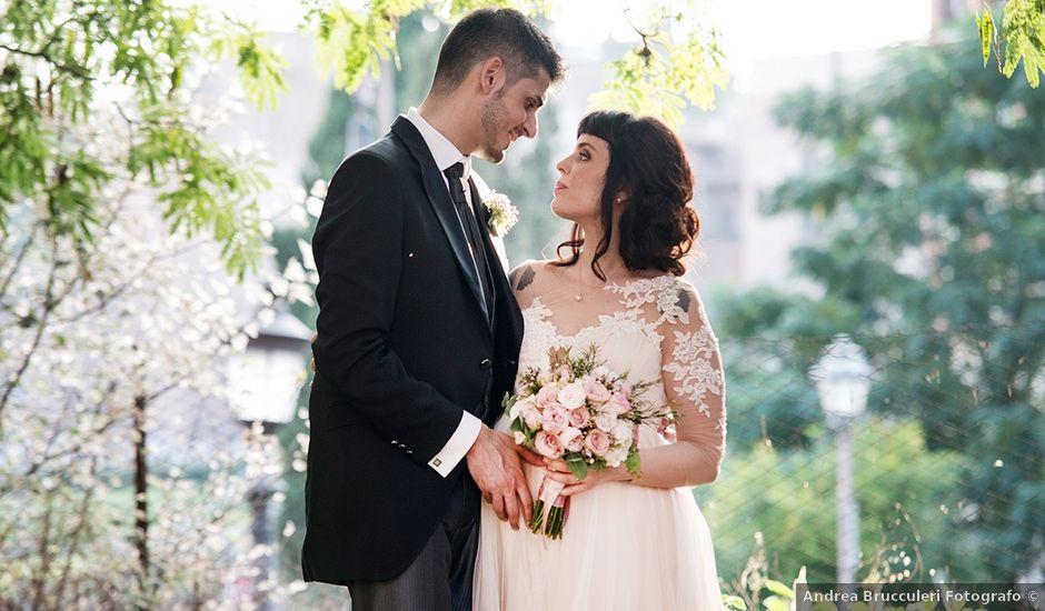 Il matrimonio di Daniele e Raffaella a Roma, Roma