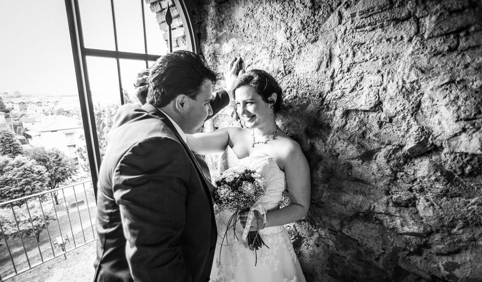 Il matrimonio di Diego e Naomi a Leffe, Bergamo