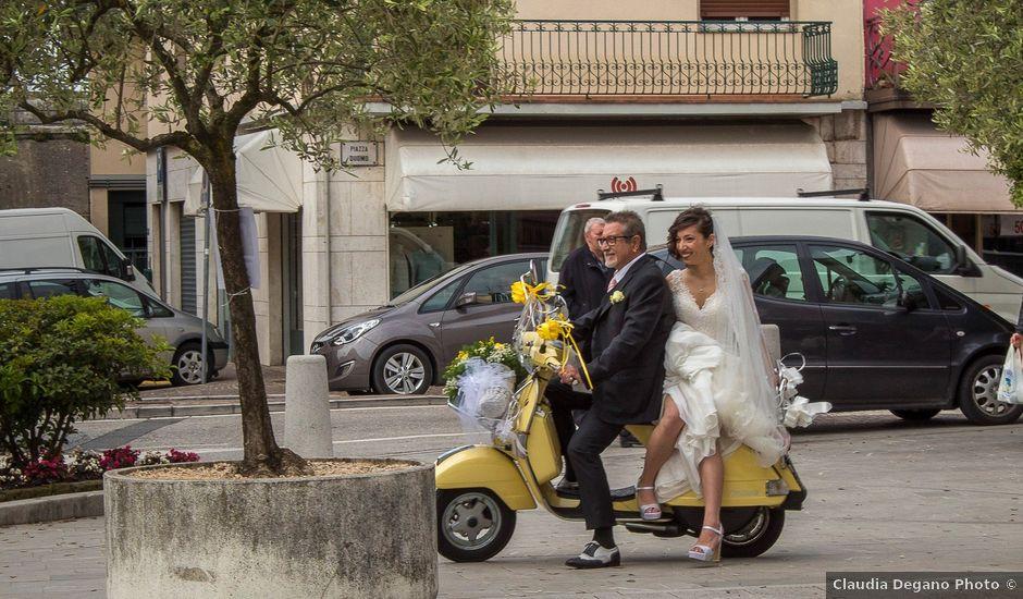 Il matrimonio di Manuel e Angelica a Latisana, Udine