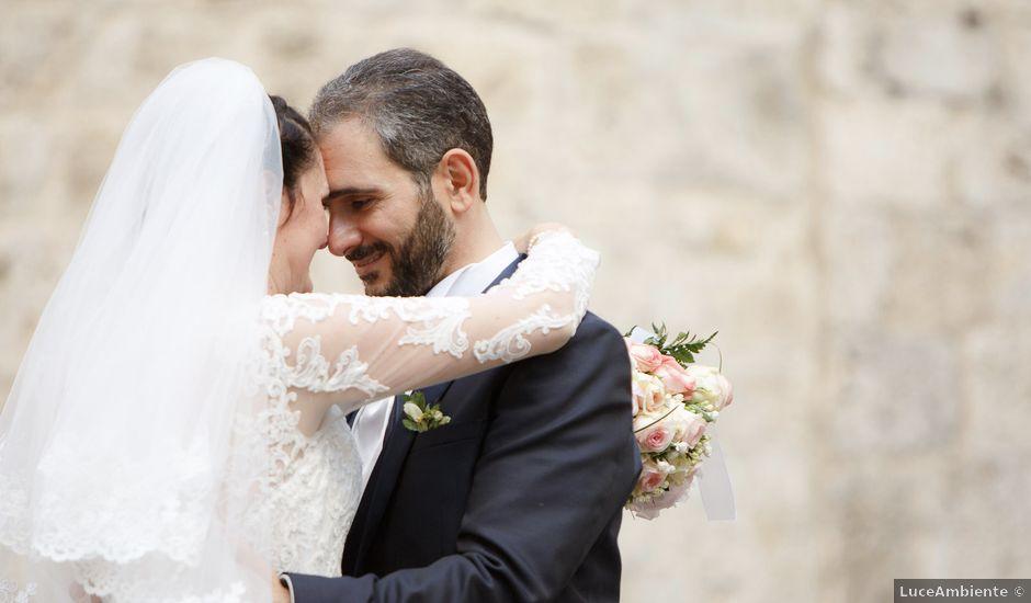 Il matrimonio di Benedetto e Agnese a Gambassi Terme, Firenze
