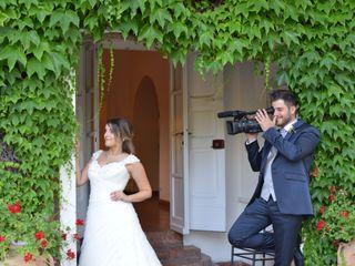 Le nozze di Marco e Vanessa