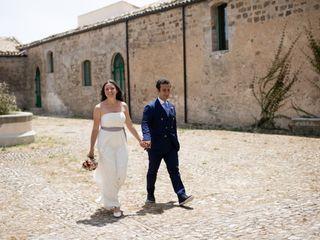 Le nozze di Tiziana e Mauro
