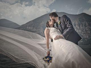 Le nozze di Deborah e Antonio