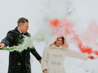 Le nozze di Gloria e Massimo