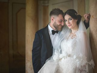 Le nozze di Emilio e Alessandra