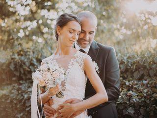 Le nozze di Melania e Federico