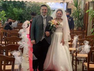 Le nozze di Martina e Luca 1