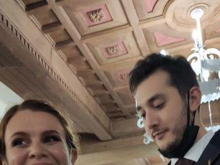 Le nozze di Demetra  e Mario  2
