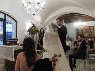 Le nozze di Demetra  e Mario