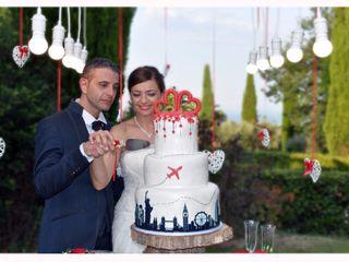 Le nozze di Marlene e Pierluigi
