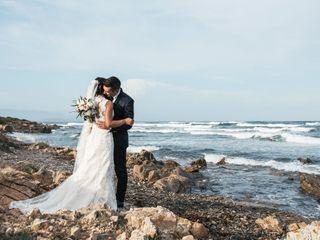 Le nozze di Annalina e Alex