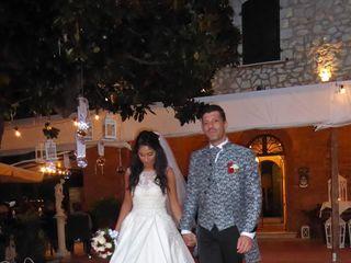 Le nozze di Carolina e Alessio 1