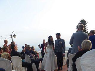 Le nozze di Carolina e Alessio 2