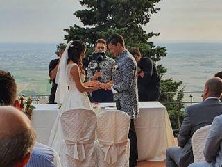 Le nozze di Carolina e Alessio
