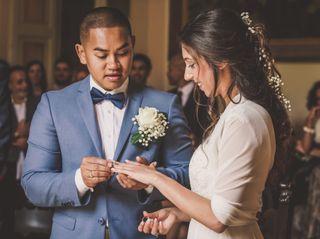 Le nozze di Eleonora e Thai