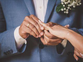 Le nozze di Eleonora e Thai 1