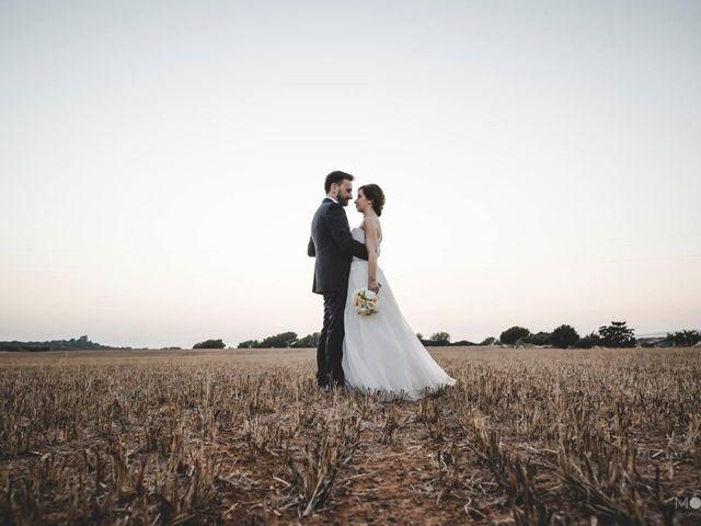 le nozze di Serena e Rosario