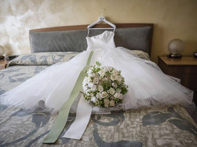 Il matrimonio di Dario e Mariacristina a Cinisello Balsamo, Milano 2