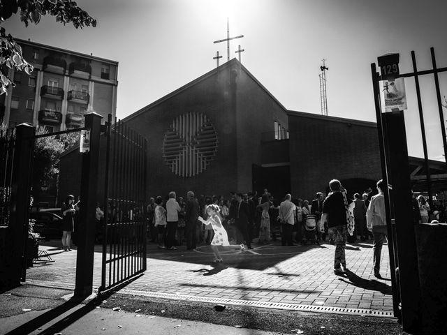 Il matrimonio di Dario e Mariacristina a Cinisello Balsamo, Milano 12