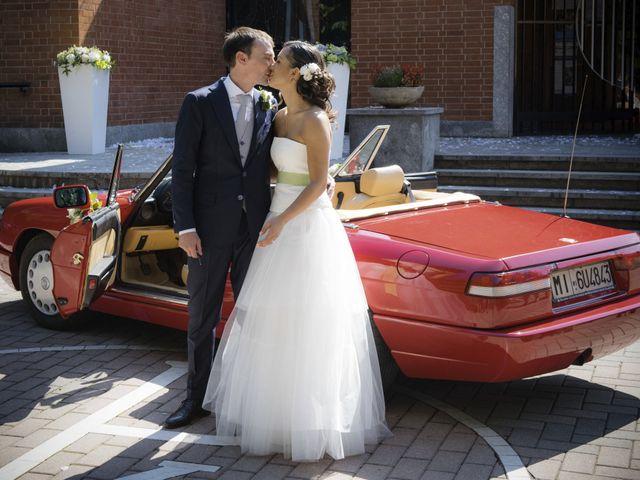 Il matrimonio di Dario e Mariacristina a Cinisello Balsamo, Milano 22