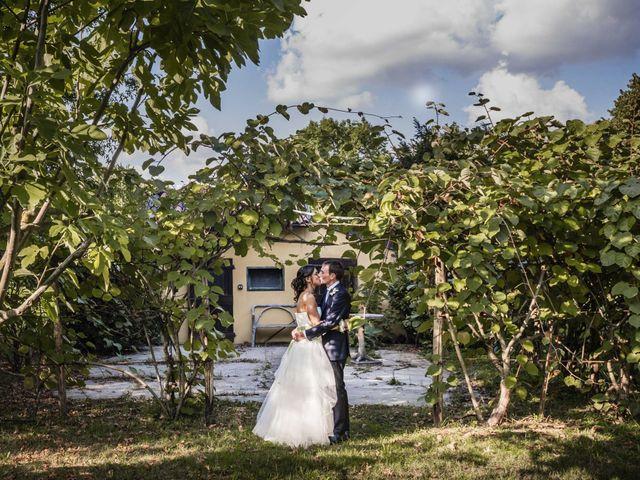Il matrimonio di Dario e Mariacristina a Cinisello Balsamo, Milano 35