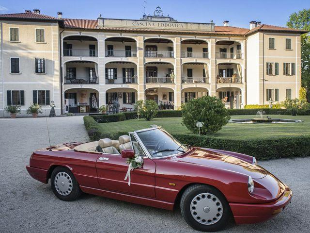 Il matrimonio di Dario e Mariacristina a Cinisello Balsamo, Milano 40