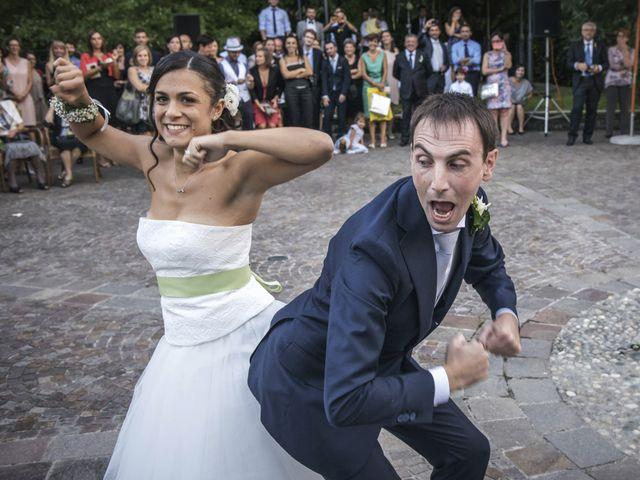 Il matrimonio di Dario e Mariacristina a Cinisello Balsamo, Milano 48