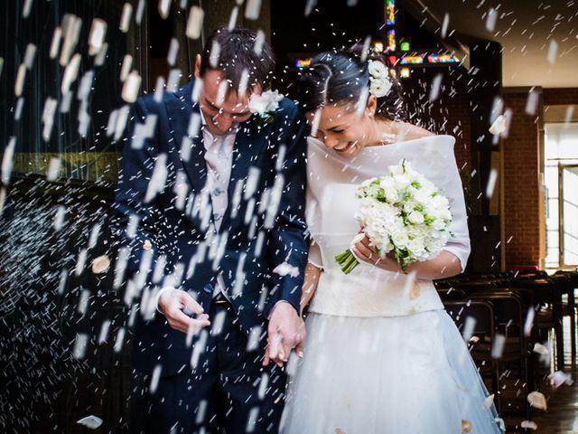 Il matrimonio di Dario e Mariacristina a Cinisello Balsamo, Milano 20