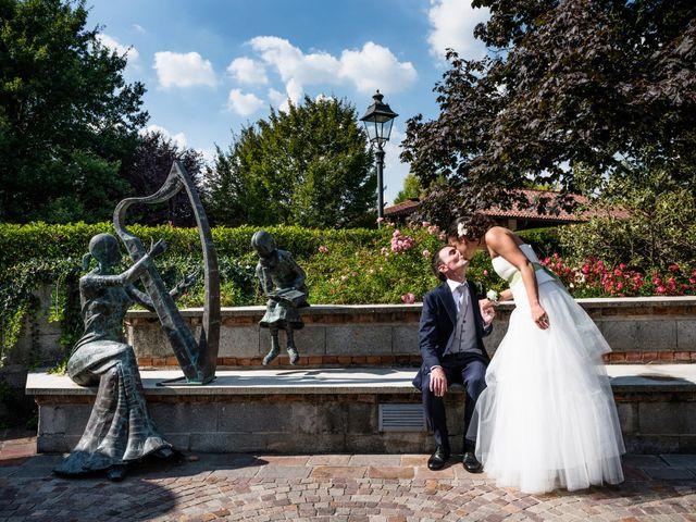 Il matrimonio di Dario e Mariacristina a Cinisello Balsamo, Milano 25