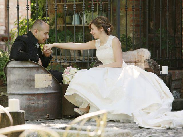 le nozze di Samantha e Paolo