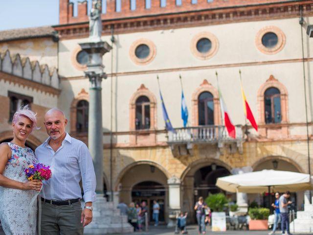 Il matrimonio di Gianni e Simona a Ravenna, Ravenna 1