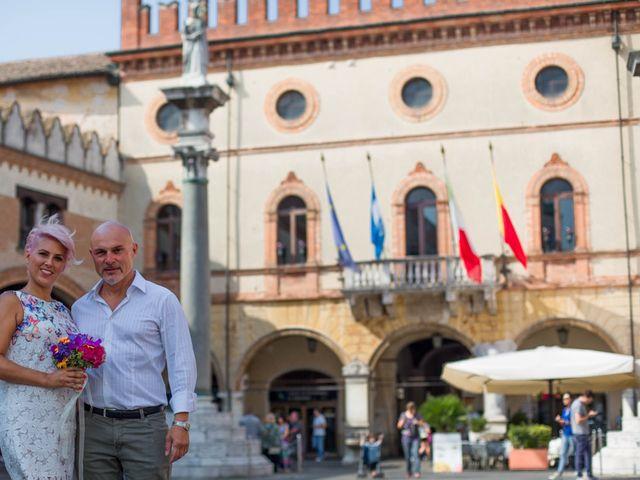 Il matrimonio di Gianni e Simona a Ravenna, Ravenna 11