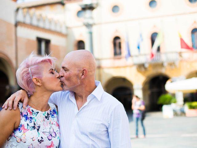 Il matrimonio di Gianni e Simona a Ravenna, Ravenna 12