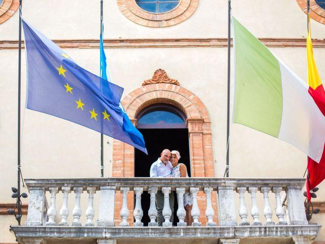 Il matrimonio di Gianni e Simona a Ravenna, Ravenna 21