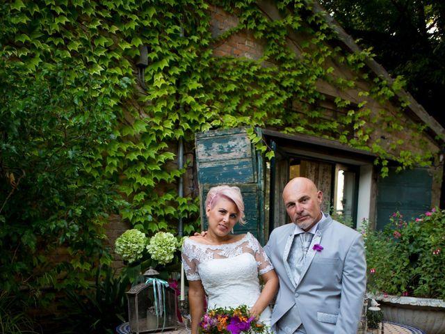 Il matrimonio di Gianni e Simona a Ravenna, Ravenna 48