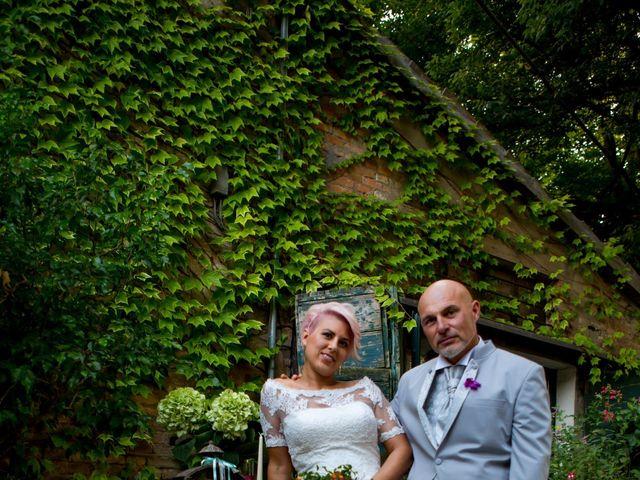 Il matrimonio di Gianni e Simona a Ravenna, Ravenna 49