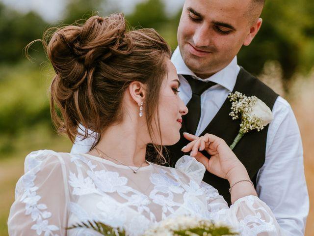 Il matrimonio di Virginia e Constati a Modena, Modena 4