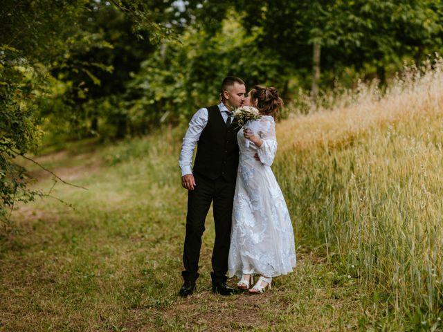 Il matrimonio di Virginia e Constati a Modena, Modena 18