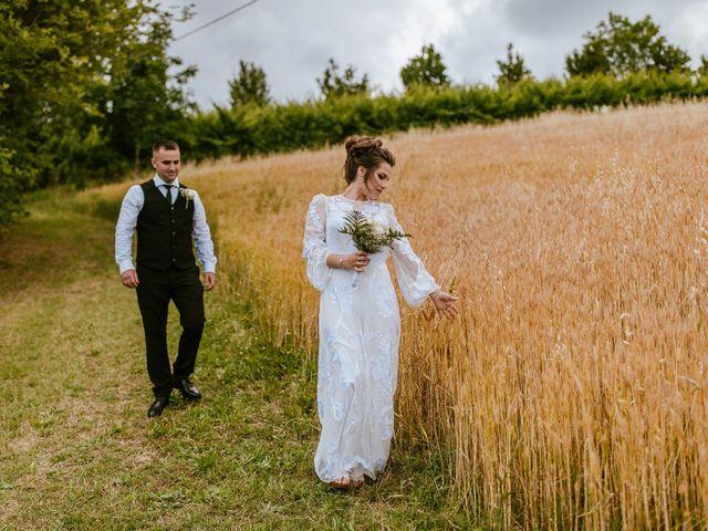 Il matrimonio di Virginia e Constati a Modena, Modena 23