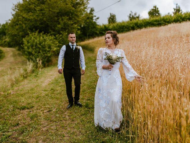 Il matrimonio di Virginia e Constati a Modena, Modena 24