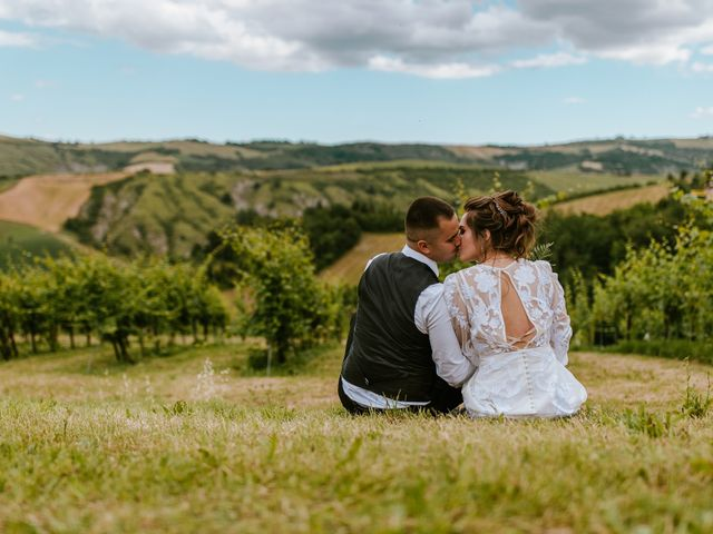 Il matrimonio di Virginia e Constati a Modena, Modena 28