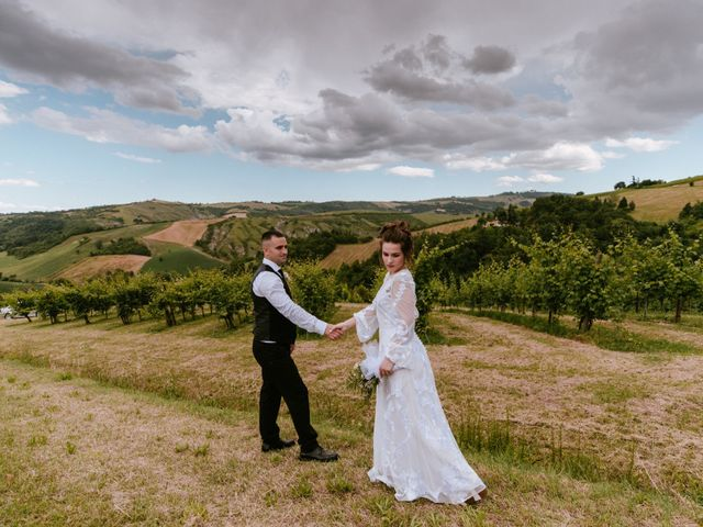 Il matrimonio di Virginia e Constati a Modena, Modena 32