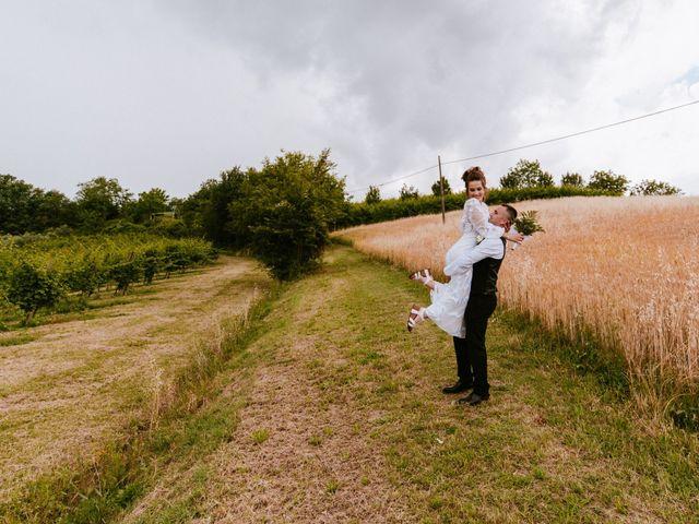 Il matrimonio di Virginia e Constati a Modena, Modena 33