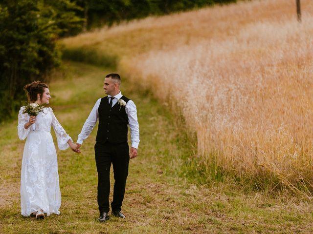 Il matrimonio di Virginia e Constati a Modena, Modena 35